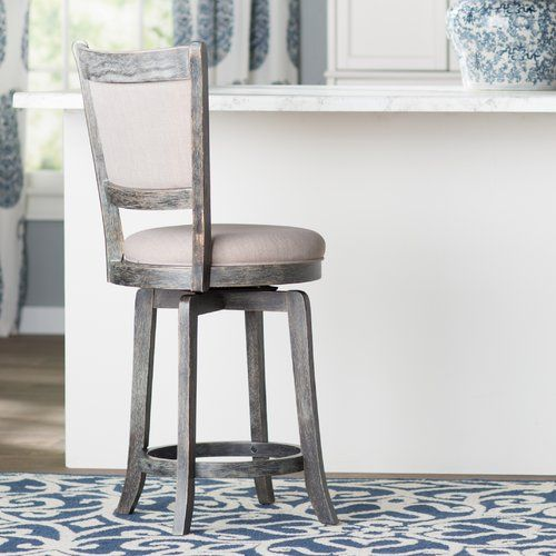 Topeka 24 Swivel Bar Stool In 2019 Kitchen Pinterest Bar