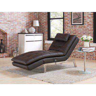 Zipcode Design Revere Chaise Lounge | Josh Brown\'s Office ...