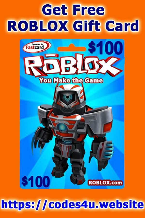 Get Free Roblox Gift Card Codes 2019 Roblox gifts