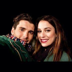 Yon González Y Blanca Suárez Blanca Suarez Actores Las Chicas Del Cable