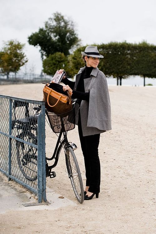 Wishin I Were French Bicycle Chic Parisian Style Cycle Chic