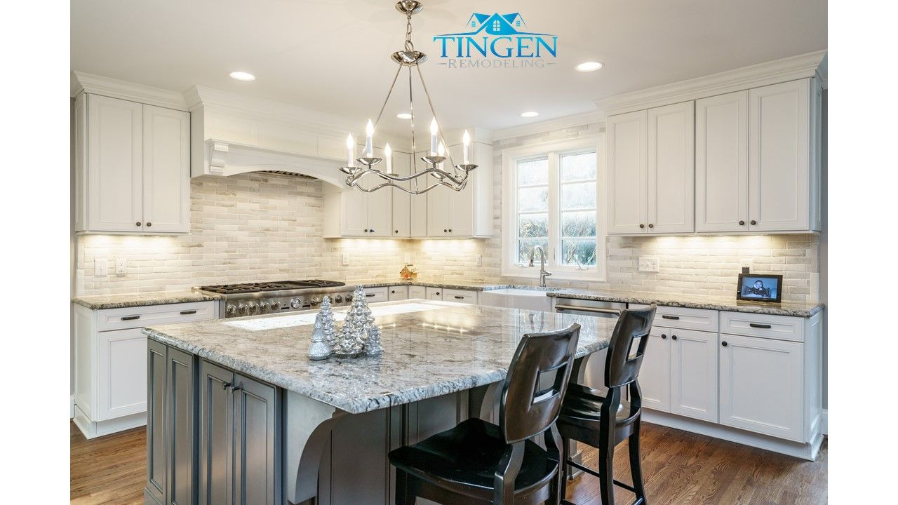 tingen remodeling | raleigh, nc #thermador #cabinets #