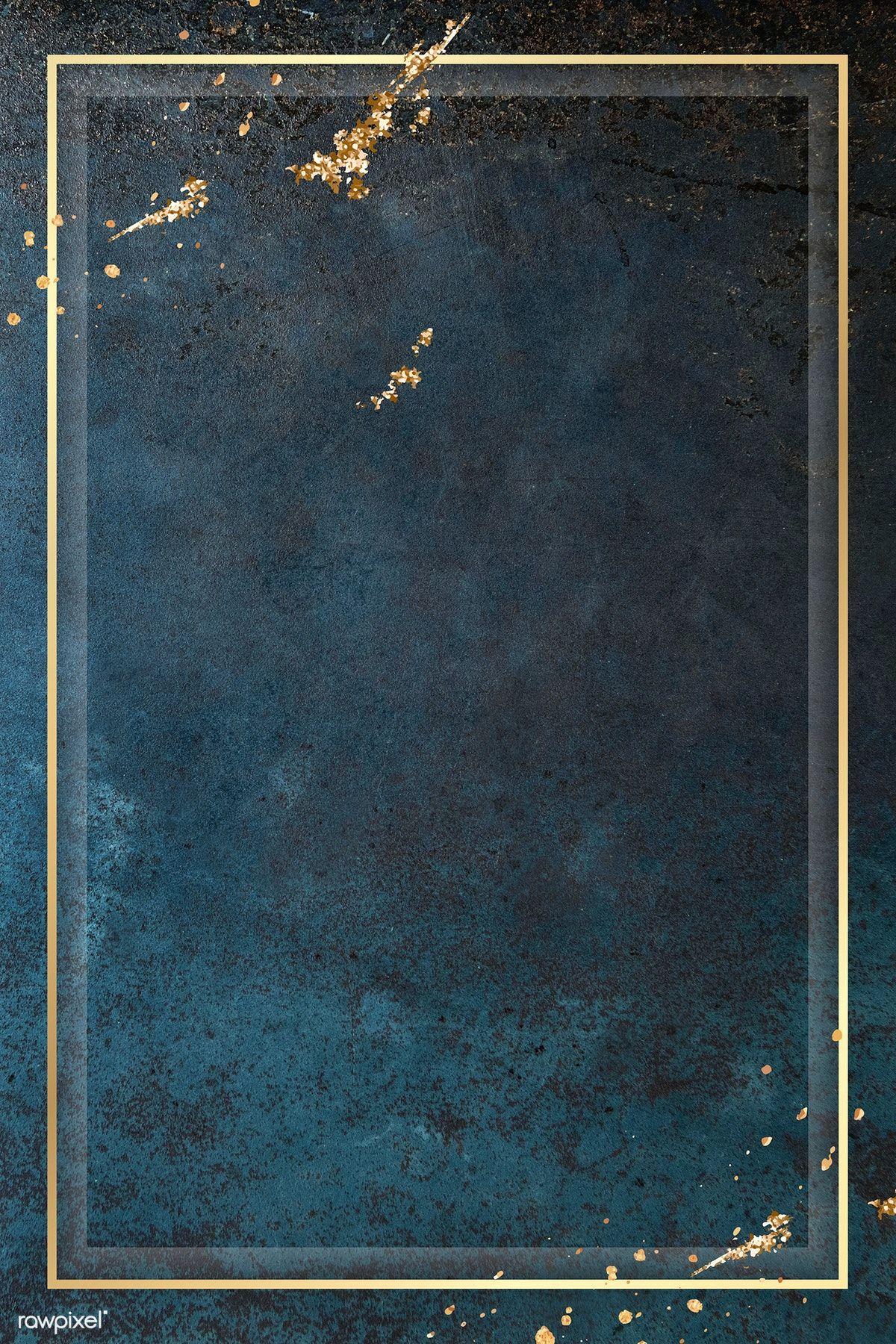 Download premium psd of Blue plain granite background