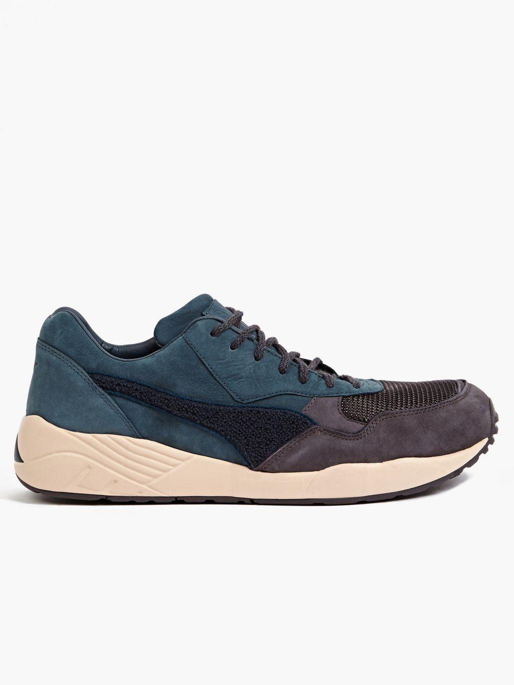 Puma X BWGH Men's Orion Blue XS-698 Sneakers | oki-ni