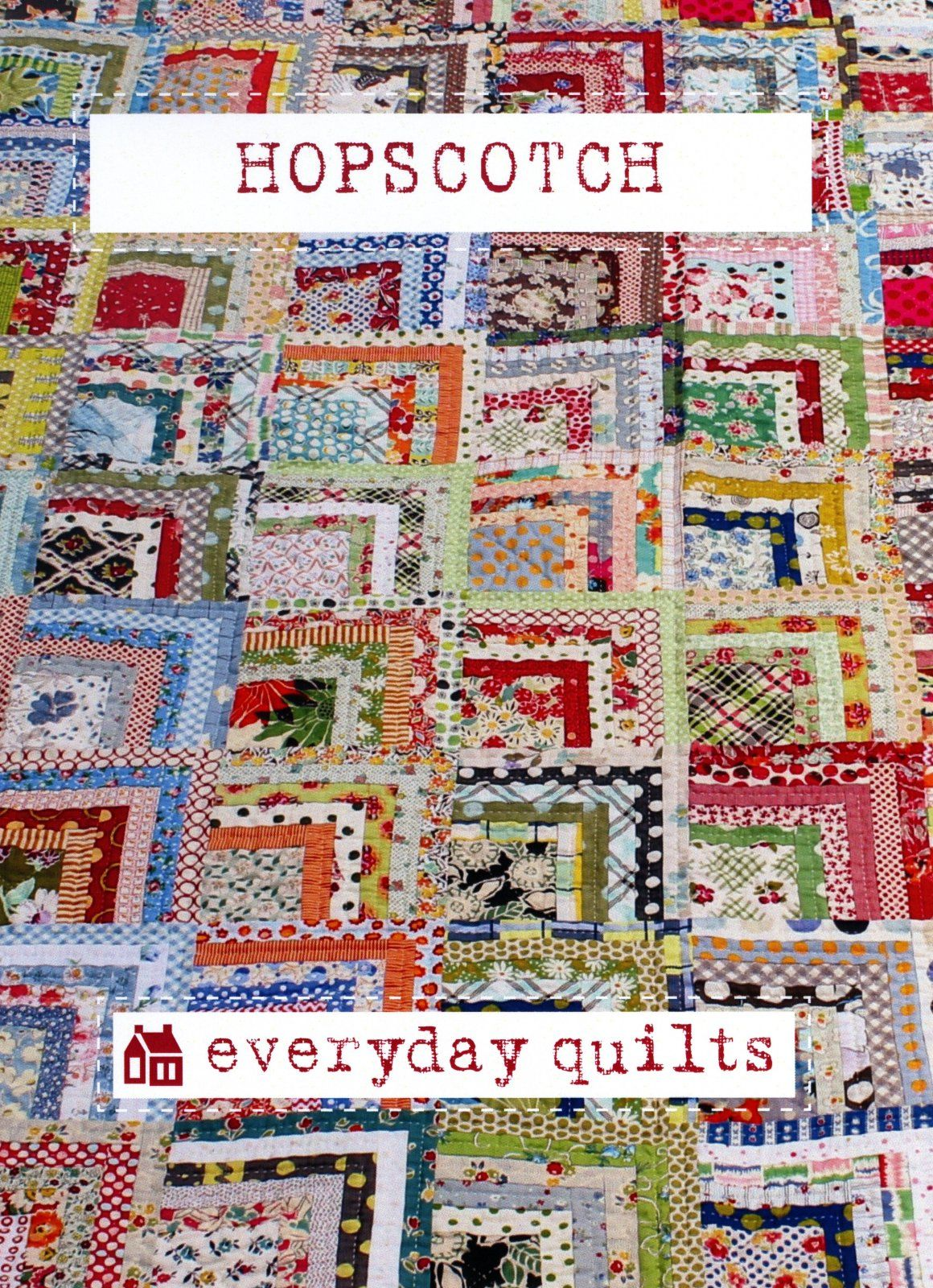 Hopscotch - Everyday Quilts - Sandra Boyle   Quilts We Love ... : hopscotch quilt pattern - Adamdwight.com