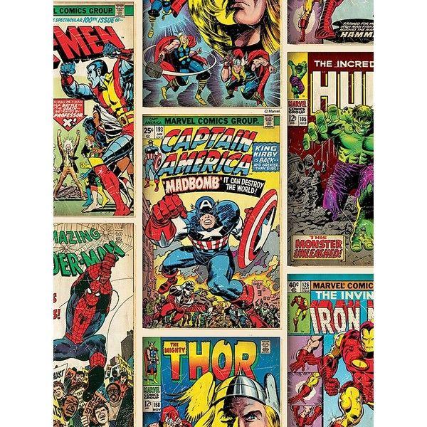Marvel Graham Brown Comics Strip Wallpaper 19 Liked On