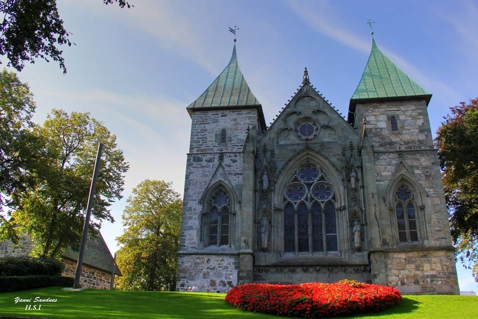 Yanni Sandnes * Photography. Stavanger Cathedral, in Stavanger City. Rogaland-Norway.