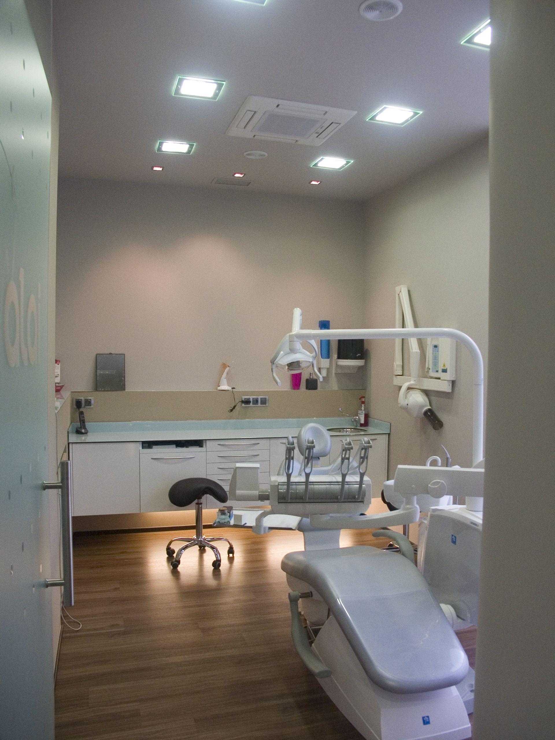 Gabinete Dental. Proyecto de Clínica Dental. En Lazkao , Guipúzcoa ...