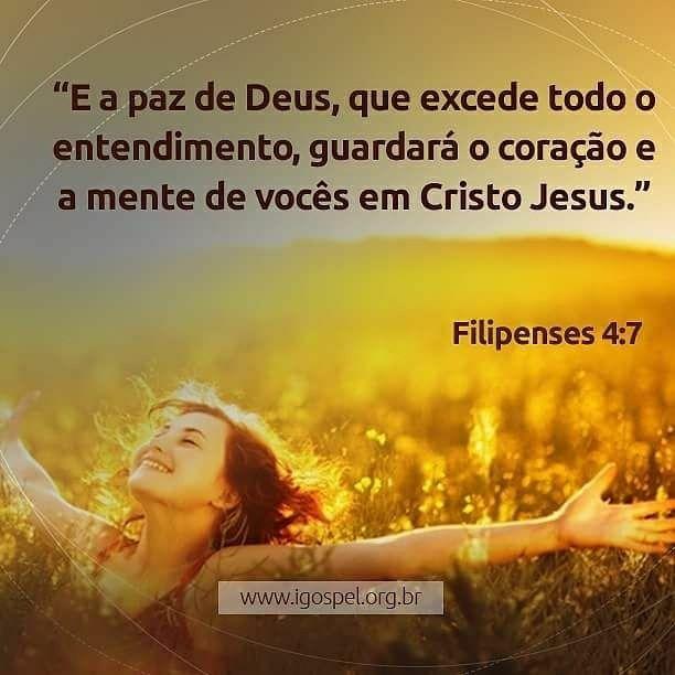 Igospel Com Imagens Jesus Cristo Filipenses Paz