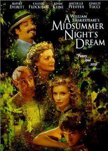 Amazon Com A Midsummer Night S Dream Kevin Kline Michelle