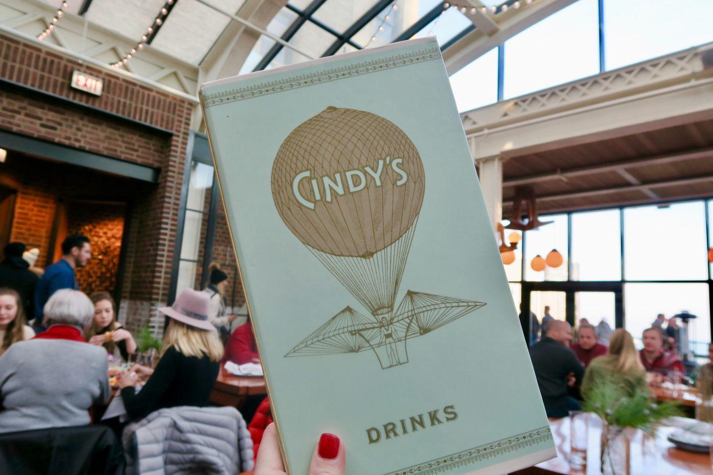 Cindy's | Chicago travel, Chicago restaurants, Rooftop ...