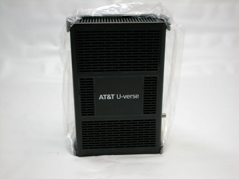 AT&T U-verse Pace 5268AC Gateway Internet Wireless Modem Router NO ...