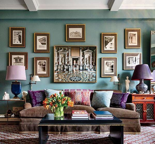 Charming Get Into The Living Rooms Of Top Interior Designers | See More @ Http:/