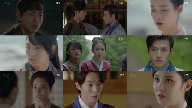 "IU [HanCinema's Drama Review] ""Scarlet Heart: Ryeo"" Episode 10"