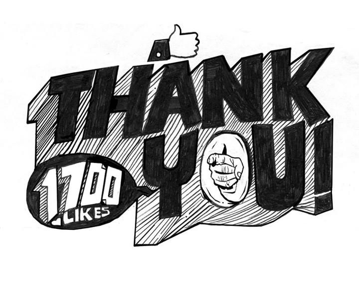 Thank you for your support doodlers.