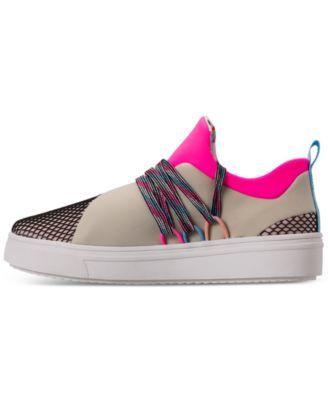 658ba48e45e Steve Madden Little Girls' JLancer Casual Sneakers from Finish Line ...
