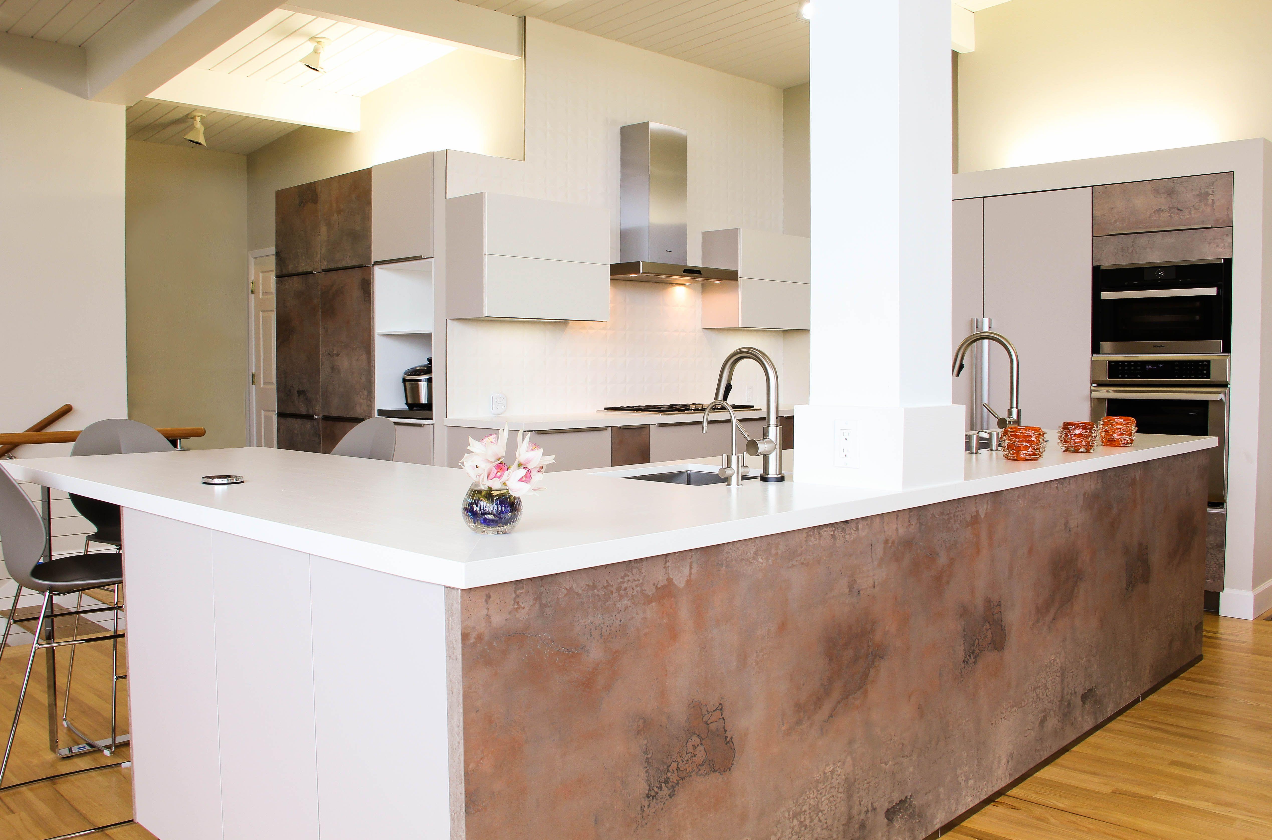 bauformat kitchen cabinet front 241 sand beige silky. Black Bedroom Furniture Sets. Home Design Ideas
