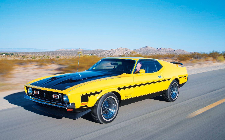 یه دورهمی خودمونی با خودروی کلاسیک خاطره انگیز Mustang Boss Ford Mustang Ford Mustang Boss