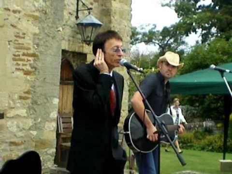 Robin Gibb Garden Party Youtube Robin Party Garden