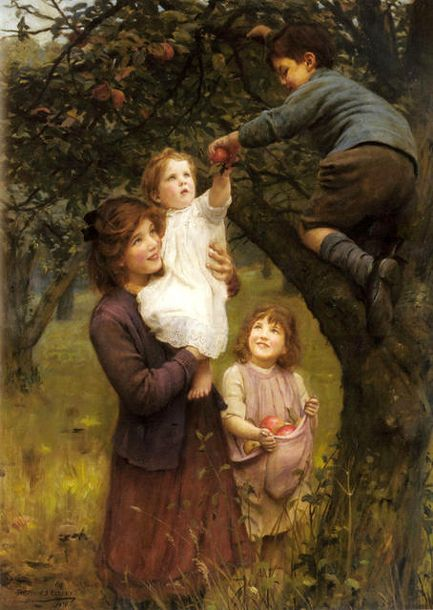 Image result for arthur elsley apples paintings