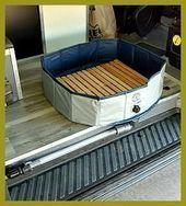 Photo of DIY portable indoor van shower  Collapsible Space saving Light weight Exterior d…
