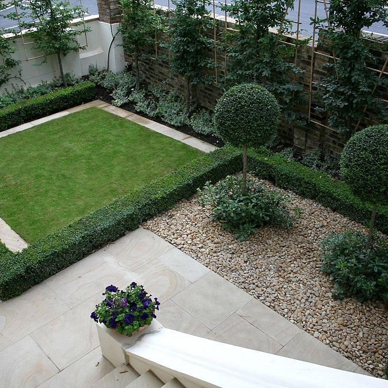 Contemporary Garden Design & Contemporary Garden Design   Hedge Magic   Pinterest   Contemporary ...