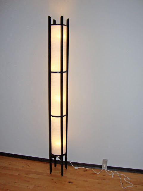 Anese Inspired Shoji Lamp Floor