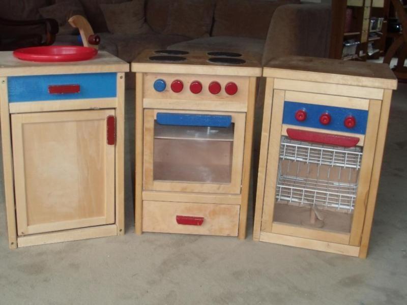 Verkaufe gebrauchte kinderküche von Ikea mit spielspuren Tierfreier - gebrauchte küchen hamburg