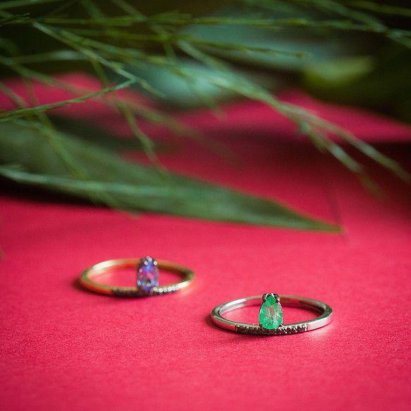 Carol Bassi Jewelry - Coleções e Joias Sobmedida . Alianças . Brincos . Colares…