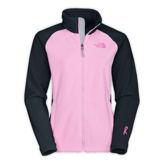 North Face Fleece - Pink - StylinDays