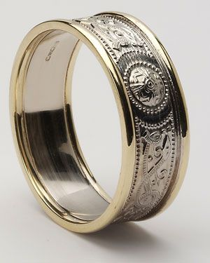 pagan wedding rings the wedding specialists - Wiccan Wedding Rings