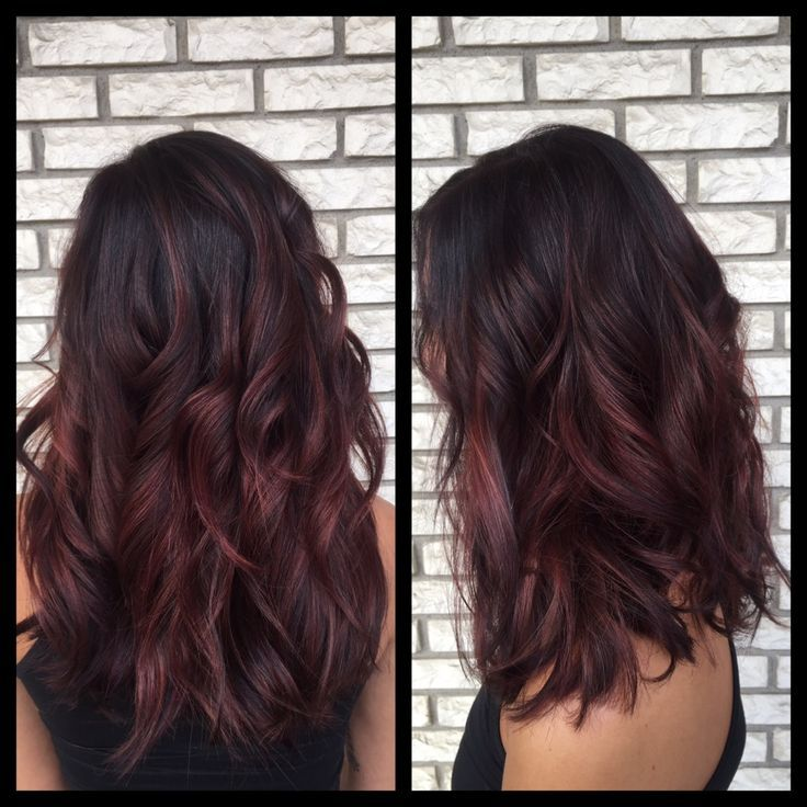 Pin on fall hair colors