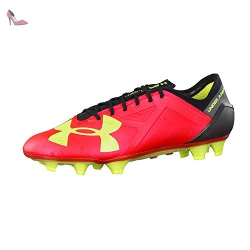 Taille 5 Foot 44 Spotlight Eu Fg De Crampons Rouge f6gy7Yb