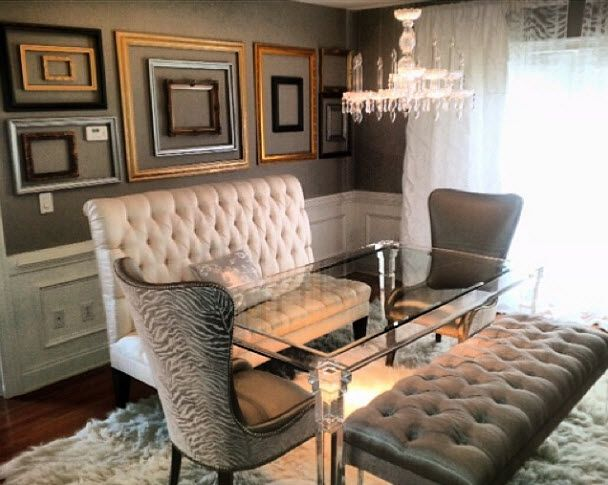 See Inside Kenya Moore S New Home Photo Living Room