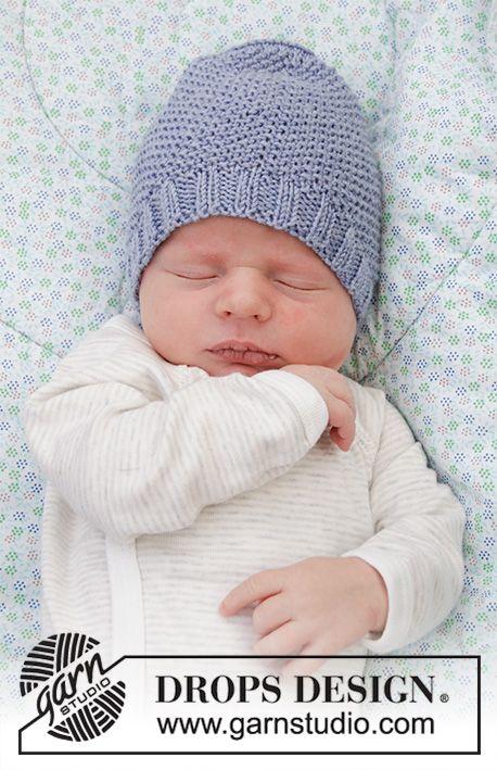 Baby Talk Set / DROPS Baby 33-29 - Kostenlose Strickanleitungen von DROPS Design