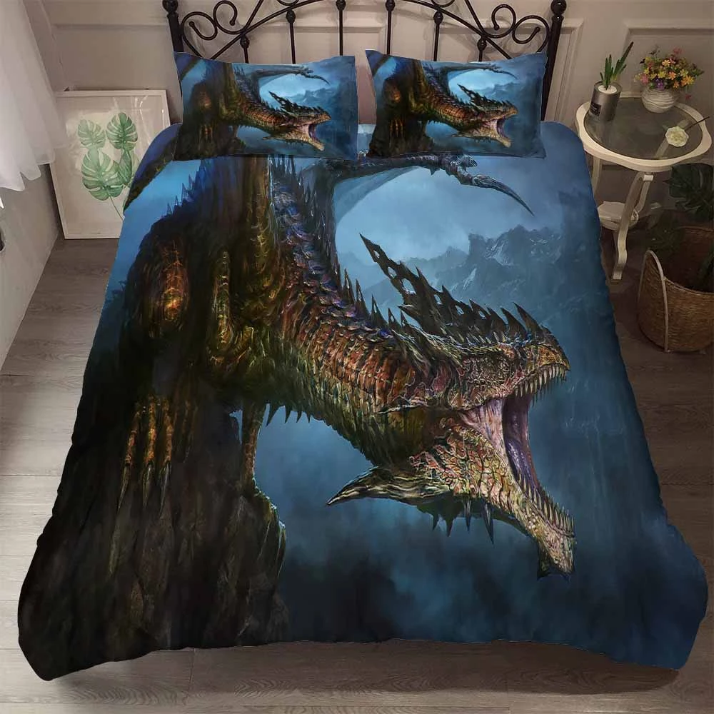 3D Game Of Thrones The Song Of Ice And Fire Printed