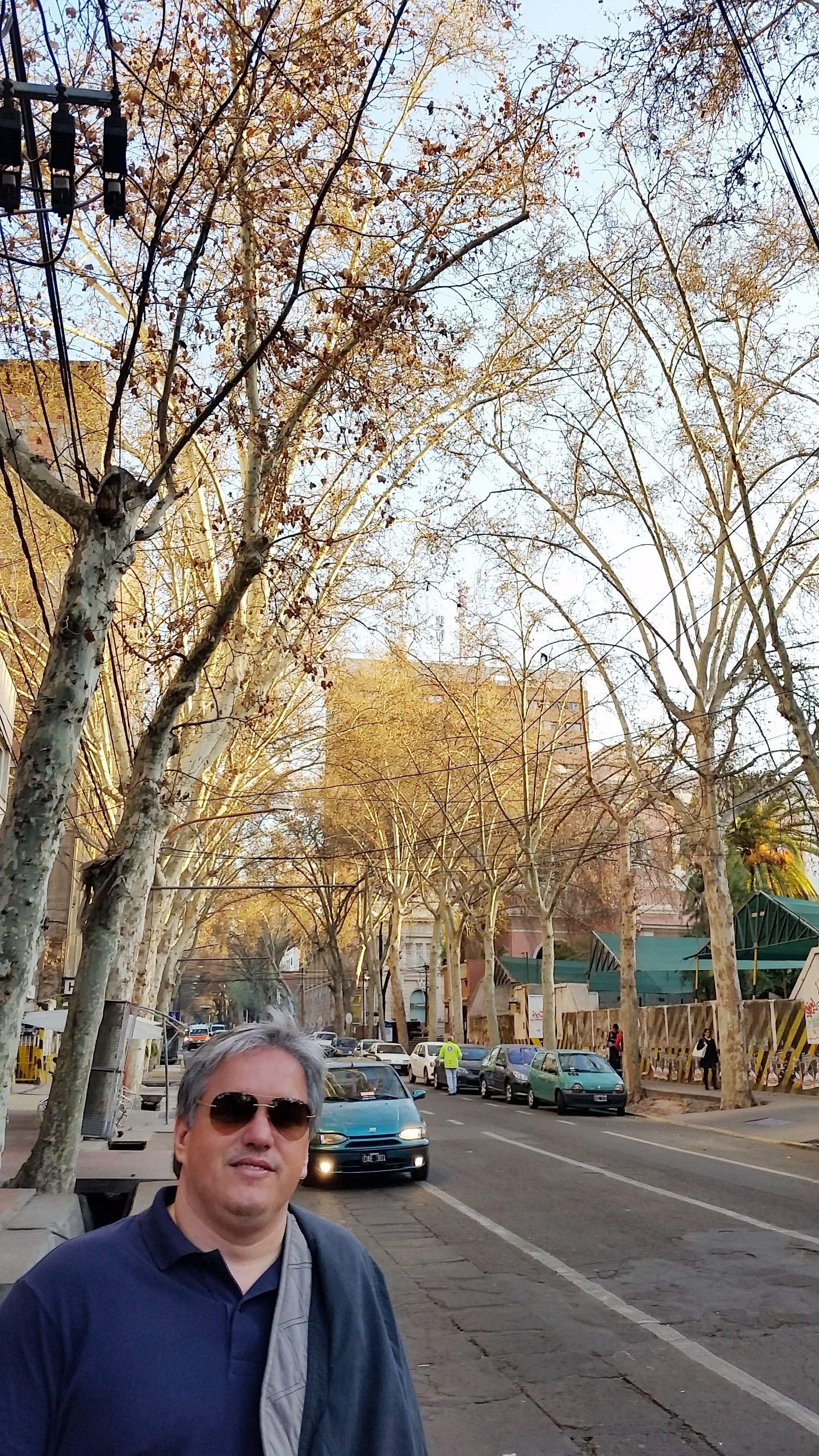 Passeio por Mendoza