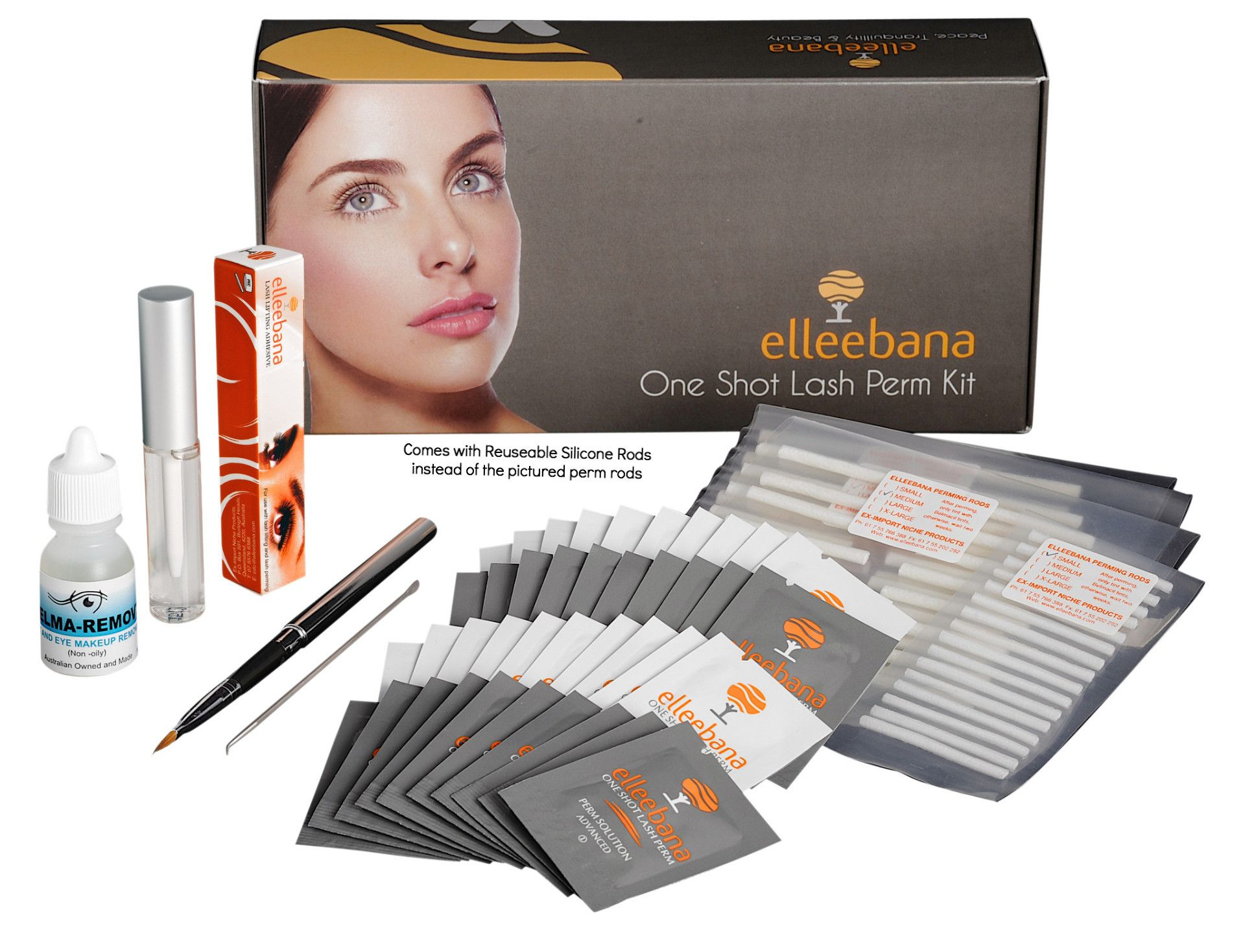 0524c9ace74 Elleebana One Shot Lash Lift Kit - Full Size - The Lash Shop @ StellaLash