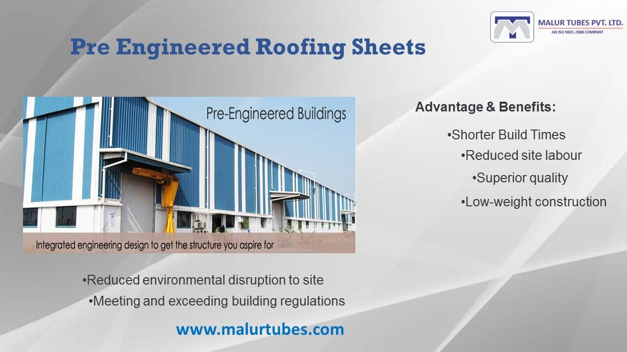 Pre Engineered Roofing Sheets Roofing Roofing Sheets Engineering