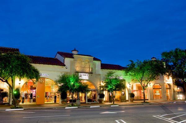 Highland Park Village Listings Map Dallas Texas Pinterest Highlands And