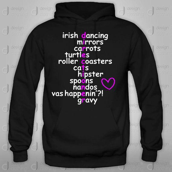 Directioner One Direction 1D hoodie Crewneck Sweatshirt on Etsy, $44.95