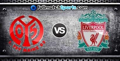 Mainz Liverpool Tickets
