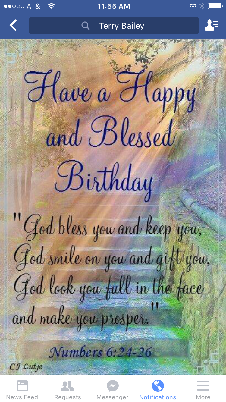 Pin by ella rase on my lord speaks pinterest birthdays happy have a happy and blessed birthday birthday happy birthday happy birthday wishes birthday quotes happy birthday quotes birthday quote happy birthday quotes altavistaventures Gallery