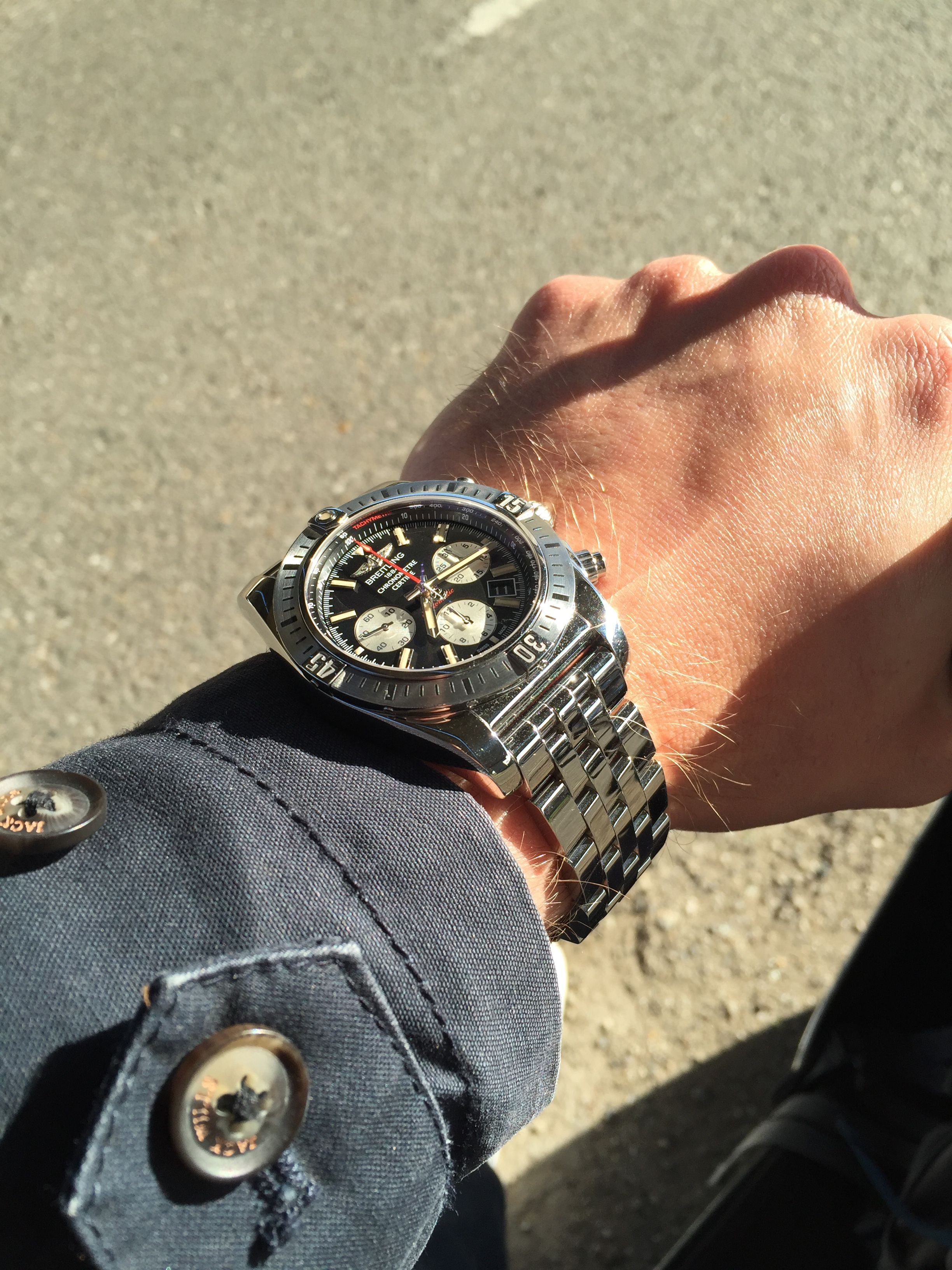 Breitling chronomat 44 airborne Watches v roce 2018