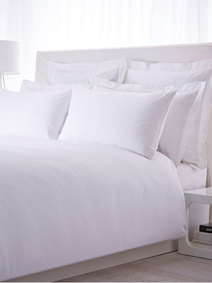 Superior Hotel Collection Luxury 500TC Single Extra Deep Fitted Sheet Pair White    ShopStyle