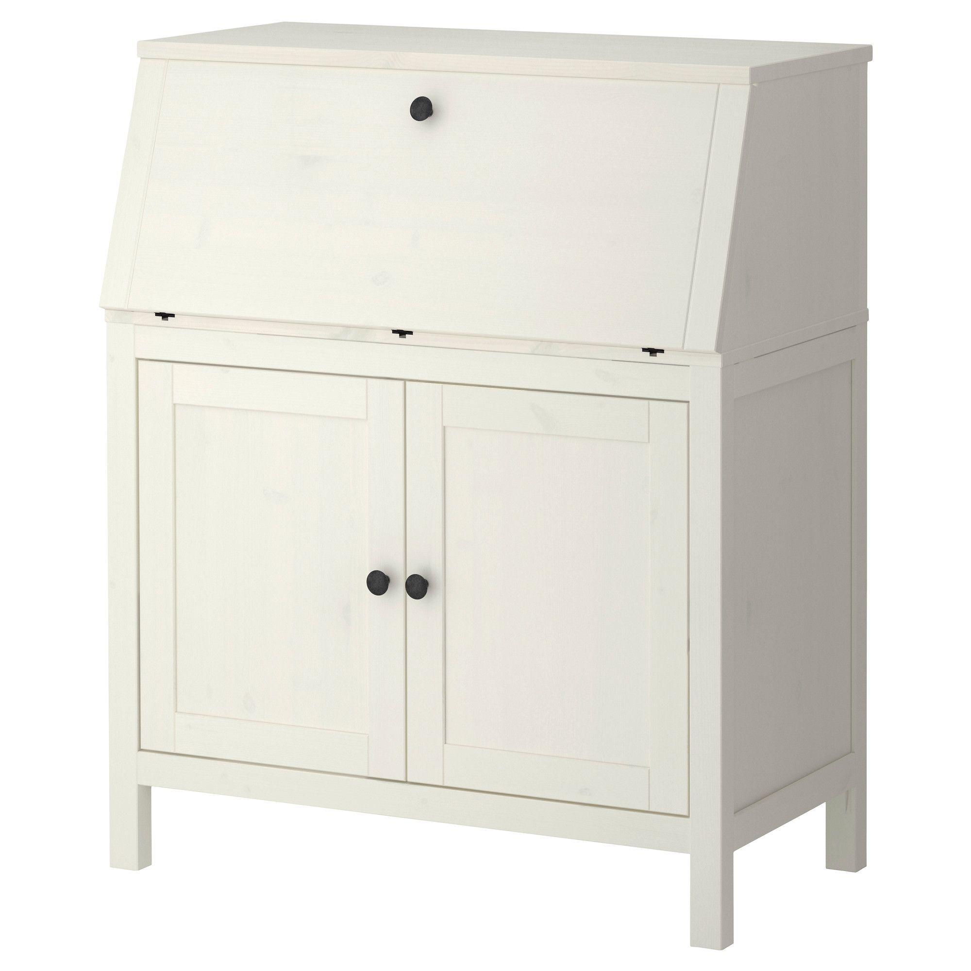 Ikea Us Furniture And Home Furnishings Hemnes Secretary Desks Ikea