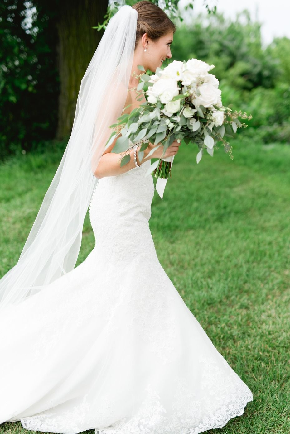 Mint and Gold Lifeus Simple Pleasures Wedding In Michigan  Trumpet