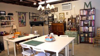 6 Garage-Organizing Tips That Really Work...my garage is my challenge right now.