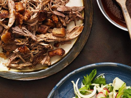 Stevie parles slow cooked pulled pork is packed with spice and food forumfinder Choice Image