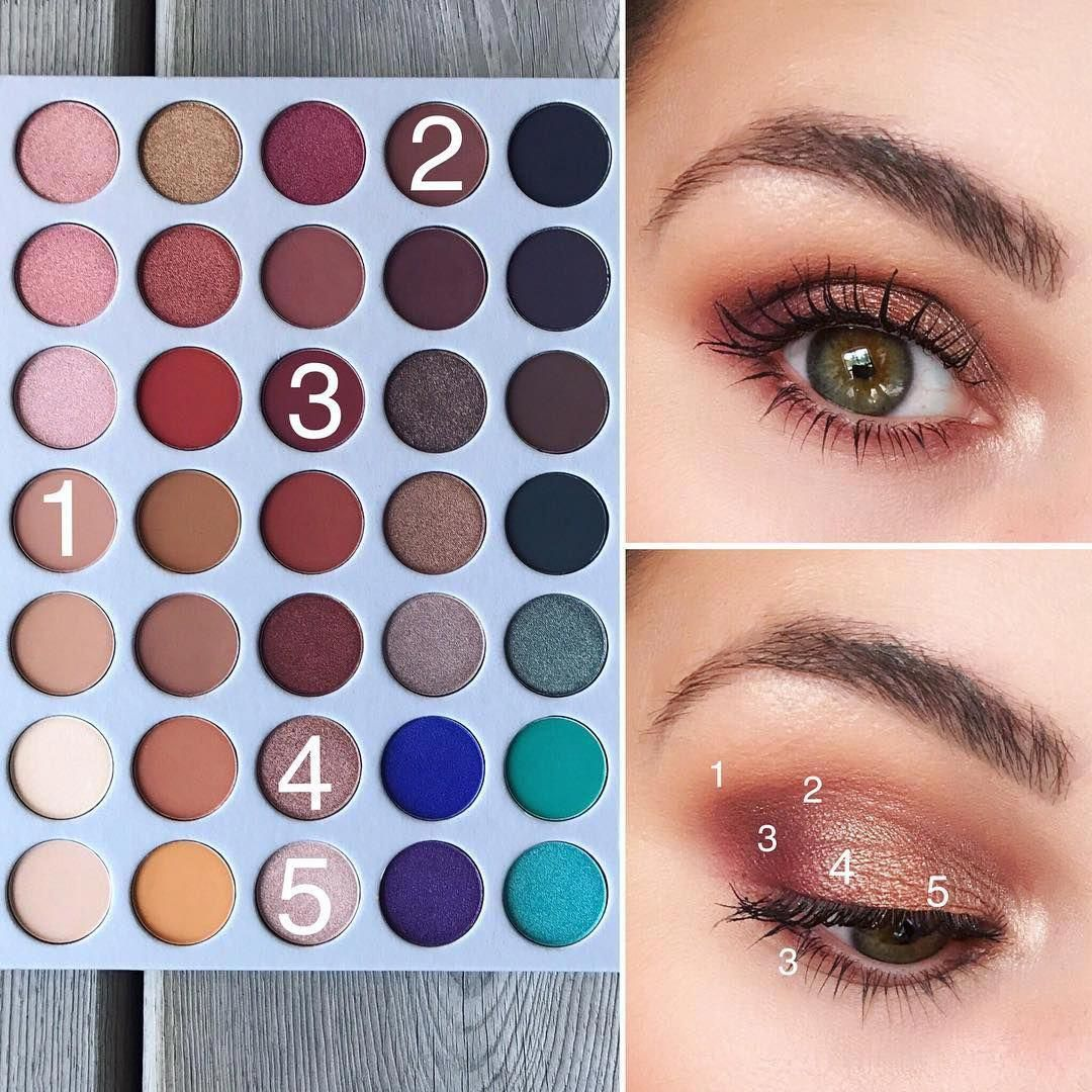 Love this.. eyeshadowsmakeupideas Eye makeup, Makeup